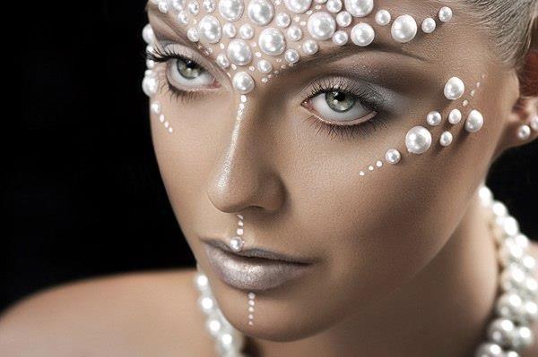 pearl-makeup
