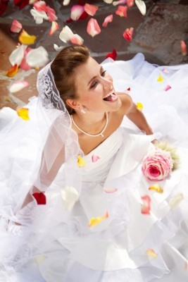 5 bridal Pearl Drop Earrings