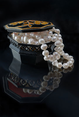 Freshwater-pearls-necklace