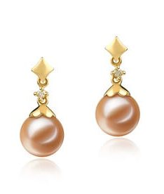 Georgia-Gold-Earrings-with-Pearl-Drop-e1473324011395