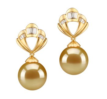 Explore The World Of South Sea Pearls By Owning Your Own Pair Pearl Earrings They Will Accentuate Love For Natural Beauty And