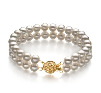 Pearls Are A Clic Jewellery Item That Should Be Present In Almost Everyone S Wardrobe This Post Will Mostly About The Double Strand Pearl Bracelet