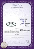 product certificate: B-AA-758-S-Akoy