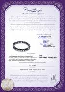 product certificate: FW-B-A-67-BGB-Bliss