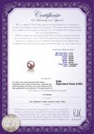 product certificate: FW-L-AAAA-78-L1