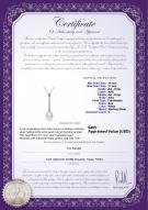 product certificate: FW-W-AA-1011-P-Adra