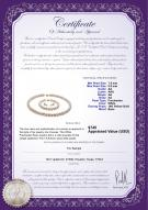 product certificate: FW-W-AA-7585-S