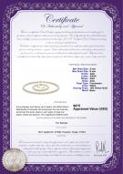 product certificate: FW-W-AAA-556-S