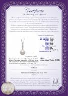 product certificate: FW-W-AAAA-1011-P-Talitha
