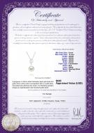 product certificate: FW-W-AAAA-910-P-Kimberly