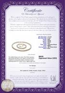 product certificate: W-AAA-758-S-Akoy