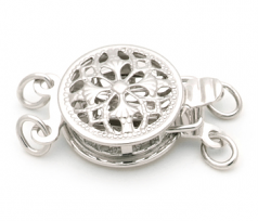 Clasp in Sussex - 14k White Gold