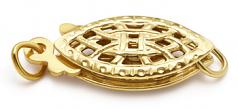 Clasp in Essen - Gold-filled