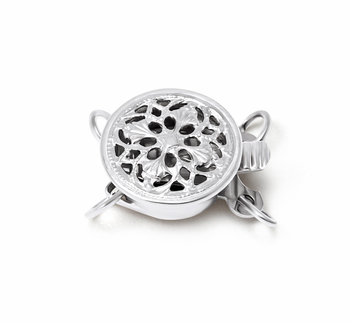 Clasp in Lisbon - Sterling Silver