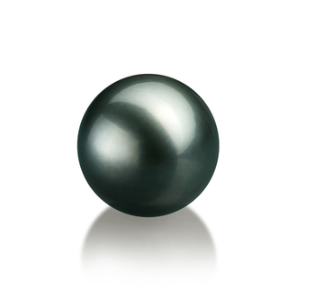 12-13mm AA Quality Tahitian Loose Pearl in Black