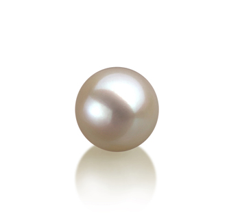9-10mm AAAA Quality Freshwater Loose Pearl in White