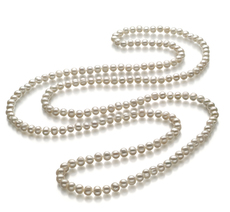 Betty White 6-7mm A Quality Freshwater Cultured Pearl Necklace