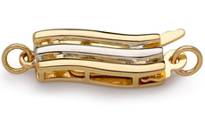 PearlsOnly Clasps: Cantebury - 14K Gold