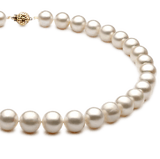 White Freshwater Pearl Necklaces