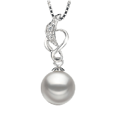 Real freshwater pearl pendant for sale buy online at pearlsonly real freshwater pearl pendant aloadofball Gallery