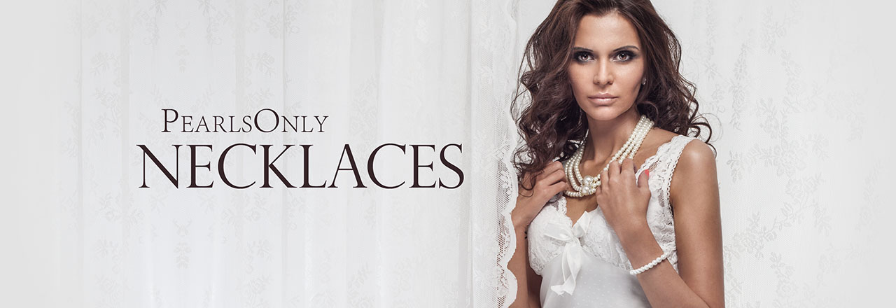 Landing banner for Pearl Necklace