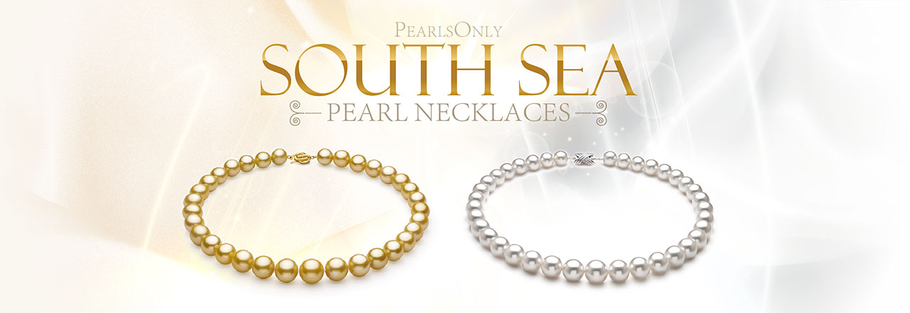 Landing banner for South Sea Pearl Necklace