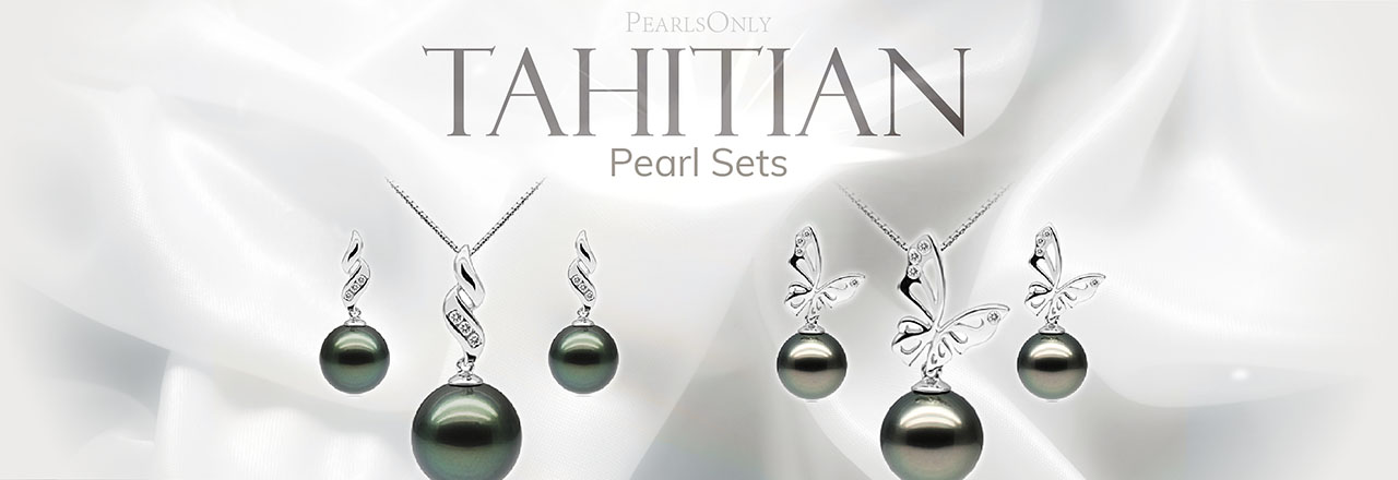 PearlsOnly Tahitian Set