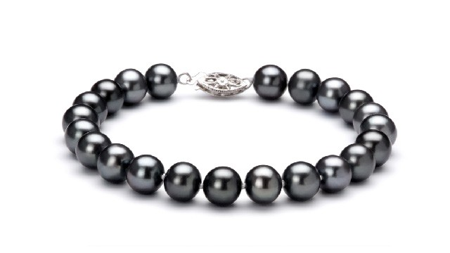 View Black Freshwater Pearl Bracelet collection