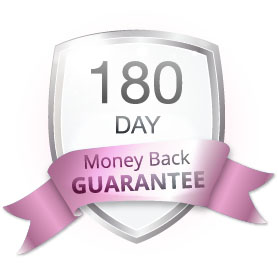 We extended our return policy from 90 to 180 days.