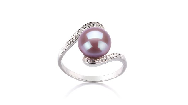 View Lavender Freshwater Pearl Rings collection