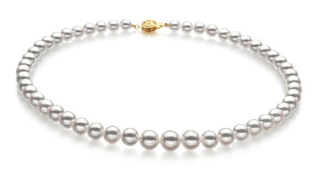 c7a884981b5 Our beautiful collection of Japanese Akoya Pearl Necklaces will amaze you!  View White Japanese Akoya Necklace collection