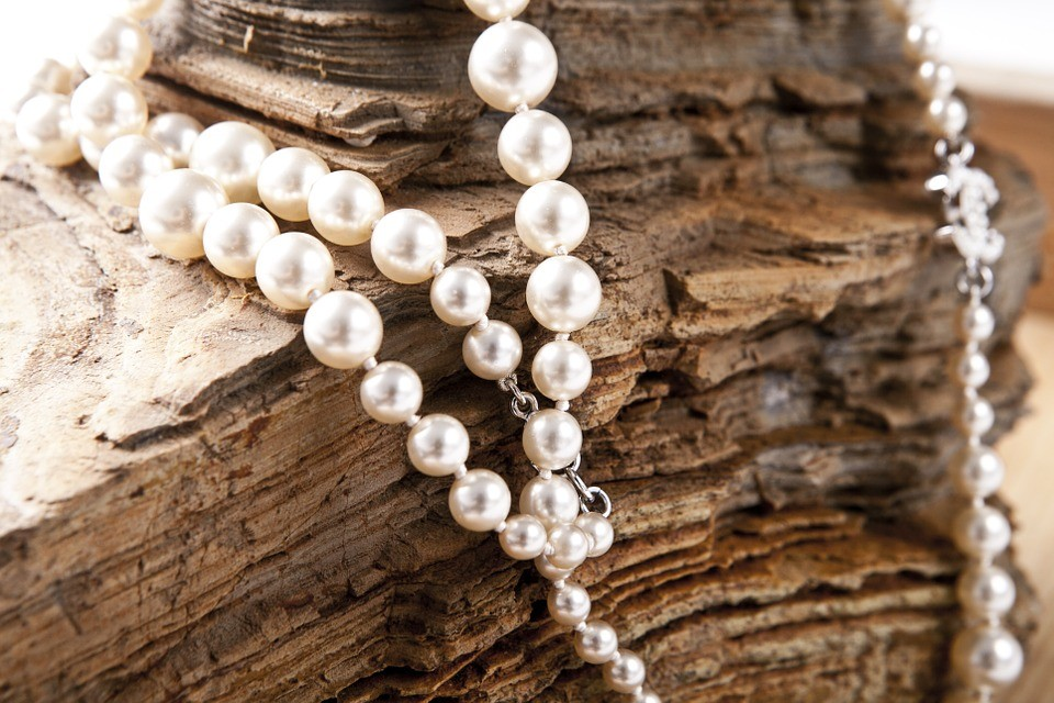Freshwater pearls today
